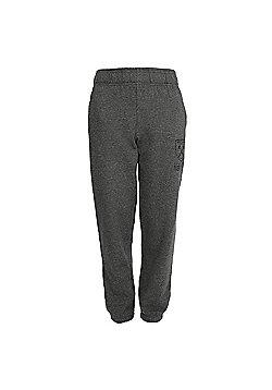 West Ham United FC Boys Slim Fit Jog Pants - Grey