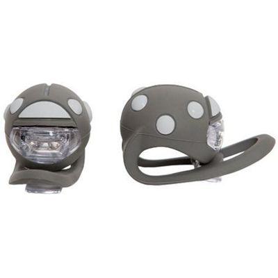Buggi Buggy Lights (Glittering Grey)