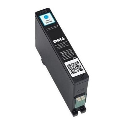 Dell Extra High Capacity Cyan Ink Cartridge for V525w/V725w Wireless All-in-One Printers
