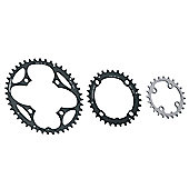 Stronglight 104PCD Type XC - 7075 Series 4-Arm MTB Chainrings - 44T