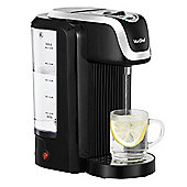 VonShef Instant Hot Water Dispenser Kettle 2.5 Litre - Black