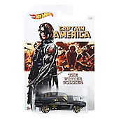 Hot Wheels Marvel Captain America Classics - Rivited