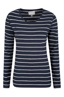 Mountain Warehouse St Ives Womens Crew Neck Top ( Size: 8 )