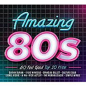 Various Artists - Amazing 80S (3Cd)