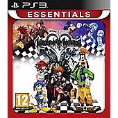 Kingdom Hearts 1.5 Remix (Essentials) - PS3