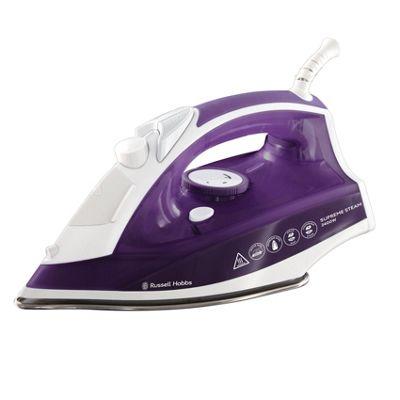 Russell Hobbs Steam Iron 2400W- Purple
