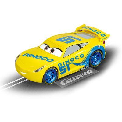 CARRERA Slot Car 27540 Disney Pixar Cars 3 Cruz Ramirez - 1/32 Scalextric