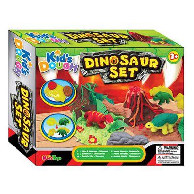 Kid's Dough Dinosaur Set