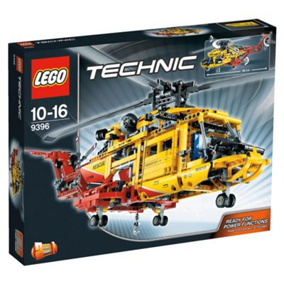LEGO Technic Helicopter 9396