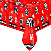 One Direction Plastic Tablecover - 1.2m x 1.8m