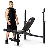 Marcy Competitor CB729 Olympic Barbell Weight Bench