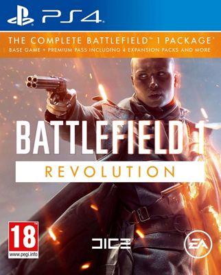 Battlefield 1: Revolution Edition - Ps4