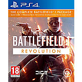 Battlefield 1: Revolution Edition - Ps4