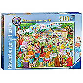 Ravensburger Best of British No.17 - School Sports Day 500pc Puzzle