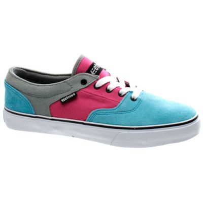 Etnies Fairfax Grey/Pink Shoe