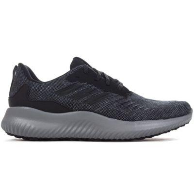 adidas Alphabounce RC Mens Adult Running Trainer Shoe Black - UK 11