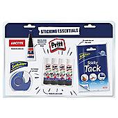 Sellotape, Pritt and Loctite bulk pack