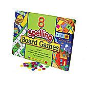 Smart Kids Eight Spelling Board Games