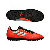 adidas Conquisto II TF Mens Astro Turf Football Trainers - Red - Red