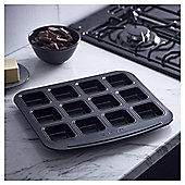 Go Cook 12 Cup Square Brownie Tin