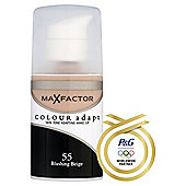 Max Factor Colour Adapt Lmu 055 Blushing Beige
