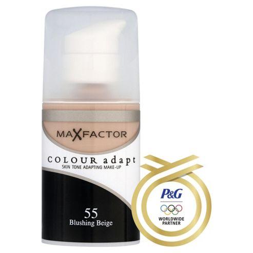 Max Factor Colour Adapt Lmu 055 Blushing Beige