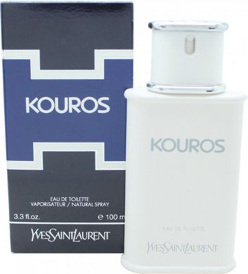 Yves Saint Laurent Kouros Eau de Toilette (EDT) 100ml Spray For Men