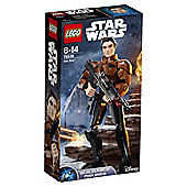 LEGO Constraction Star Wars Han Solo? 75535