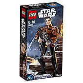 Lego Constraction Star Wars Han Solo? 75535