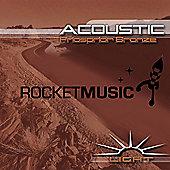 Rocket Phosphor Bronze Acoustic String Set - Light
