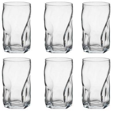 Bormioli Rocco Sorgente Liquor / Shot After Dinner Drinks Glasses - 70ml - Set of 6