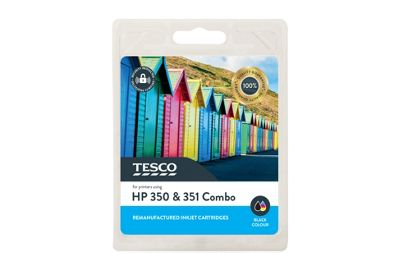Tesco H350 Printer Ink Cartridge Combo