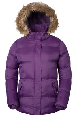 Mountain Warehouse Bella Womens Padded Jacket ( Size: 12 )