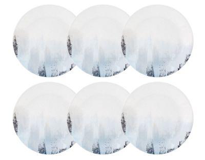 Corelle Vive Tranquil Reflection 21.6cm Side Plate Set of 6