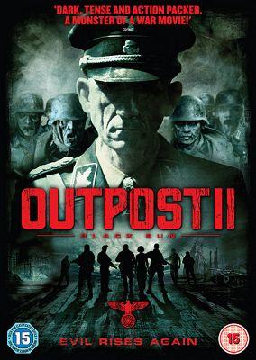Outpost 2 - Black Sun (DVD)