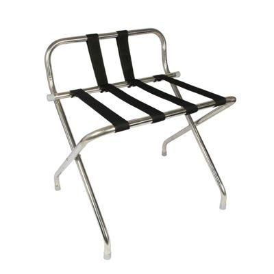 Woodluv Steel Foldable Luggage Rack
