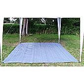 Airwave 3x3m Gazebo Floor Matting/Groundsheet