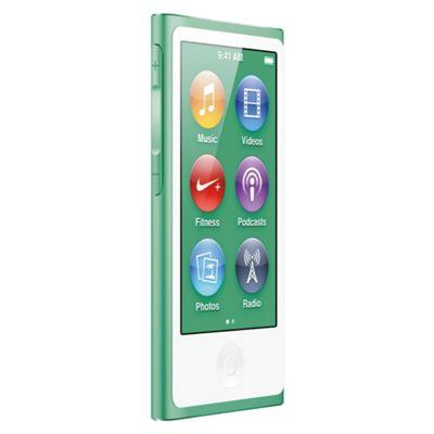 Apple 16GB (7th Gen) nano iPod Green