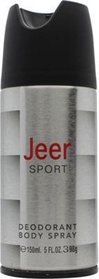 Jeer Sport Deodorant Body Spray 150ml