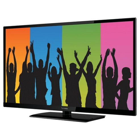 Technika 32-E251 32 Inch HD Ready 720p LED TV With Freeview
