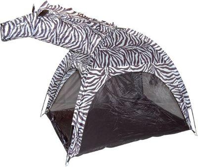 Zebra Pop Up Play Tent