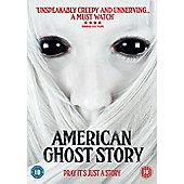 American Ghost Story DVD