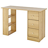 Vernon Three Drawer Desk