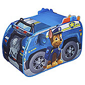 Paw Patrol Chase Police Truck Play Tent