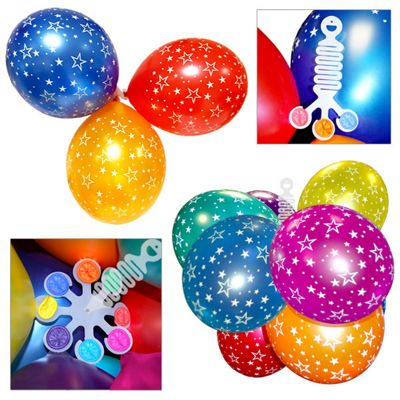 Balloon Plastic Hangers