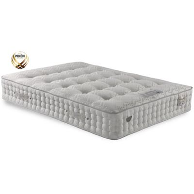 Sareer 4000 Pocketo Memory Foam Mattress - Medium/Firm - Single 3ft