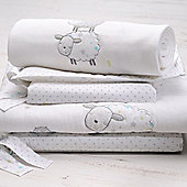 Silver Cloud 3pc Bedding Bale (Counting Sheep)