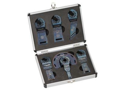 KWB ENERGY SAVING Multi-Tool Kit 7 Piece