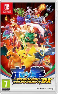Pokken Tournament DX - Nintendo Switch