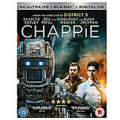 Chappie: 4K Ultra HD Double Play